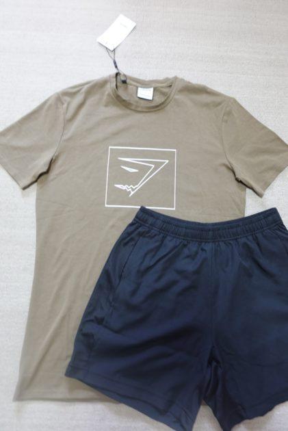 【ジムシャーク】購入商品紹介|Tシャツ・ショートパンツ