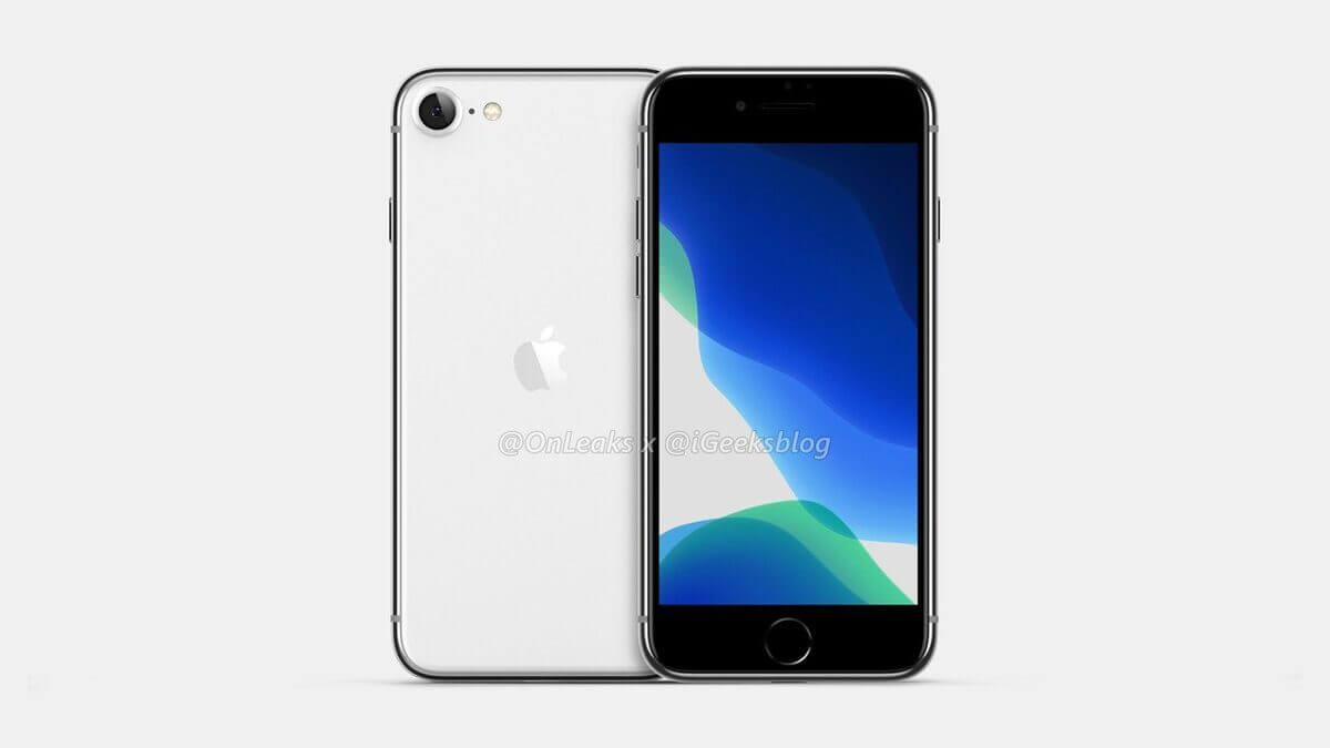 iPhone SE2予想画像
