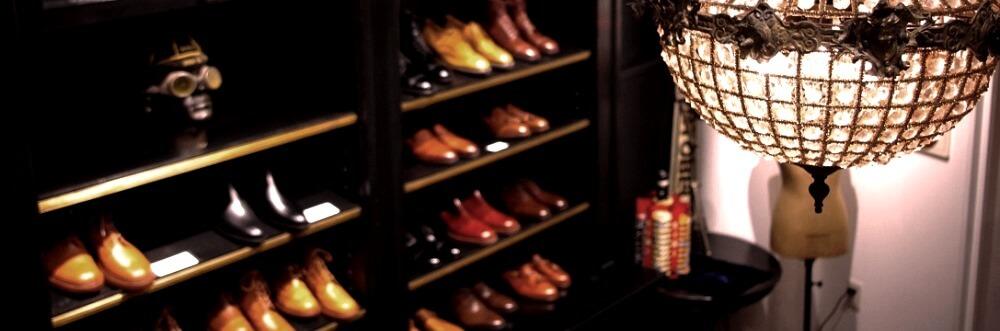 【革靴の破れを修理】UNION WORKSの紹介