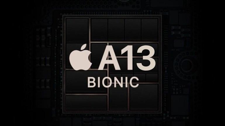 【新型iPhoneSEの特徴】最新プロセッサ「 A13Bionic 」搭載