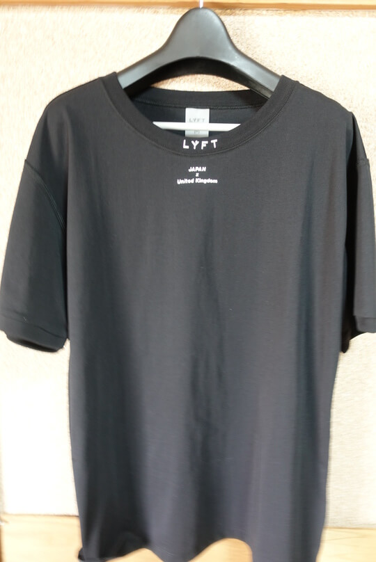 【 LYFTディテール確認 】Tシャツ・Big Teeシルエット