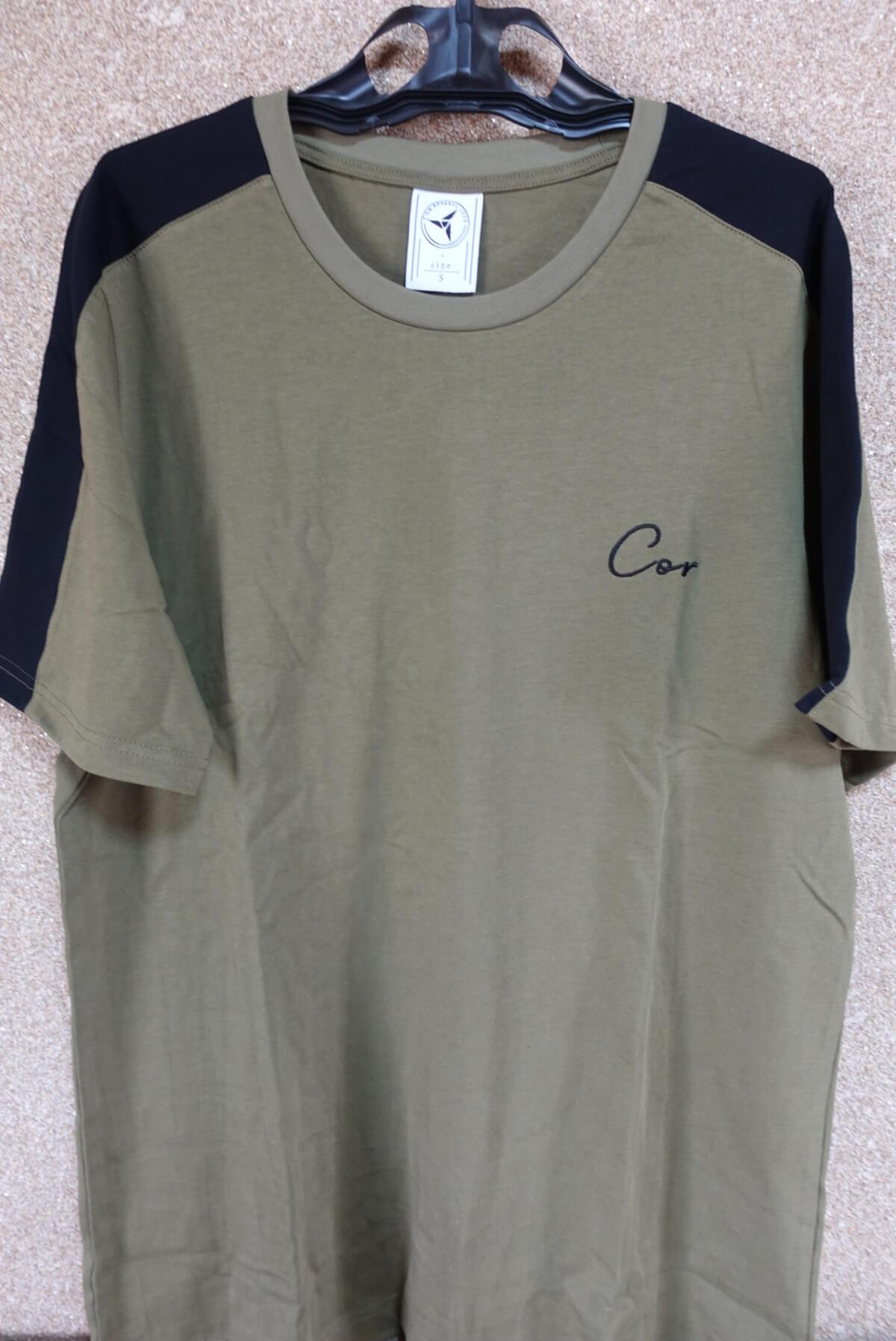 【 Tシャツ 】COR Premium Tee1-omote