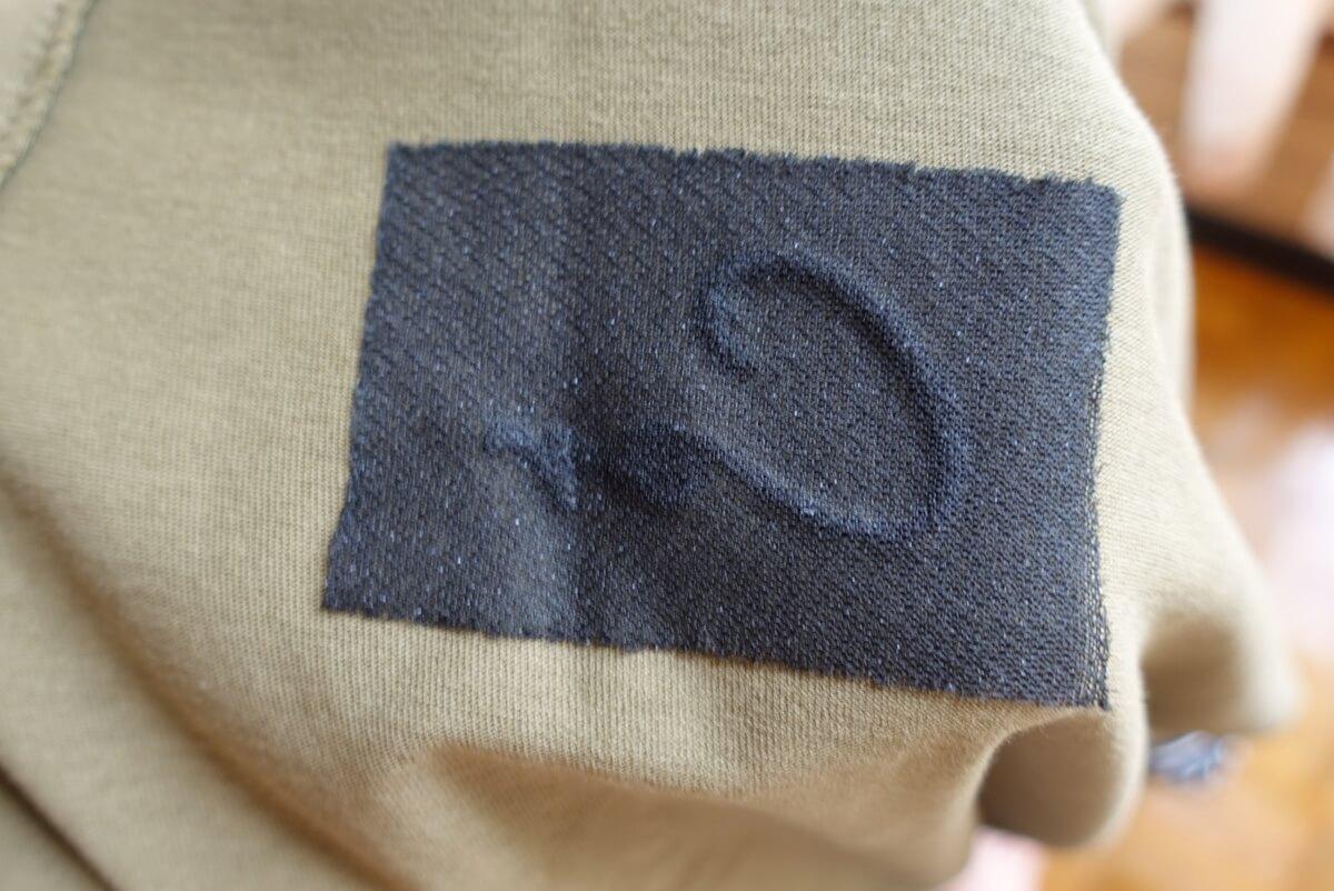 【 Tシャツ 】COR Premium Tee2-logo-ura