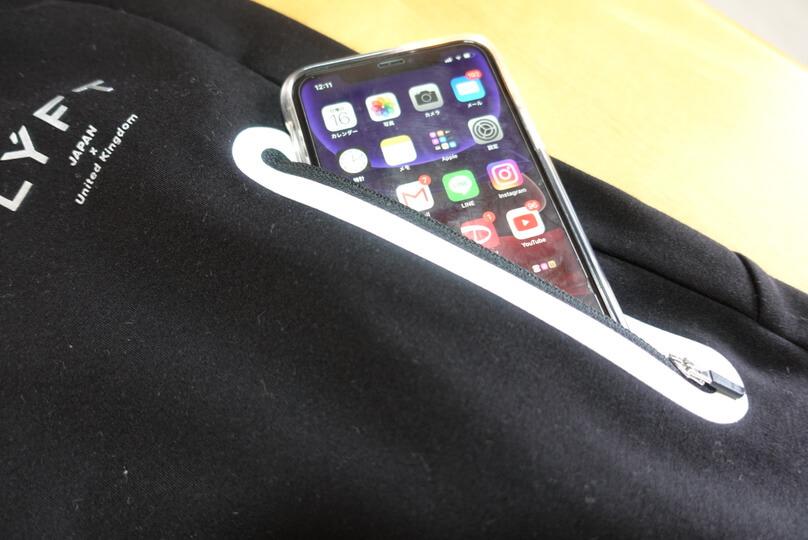 【 LYFTディテール確認 】パンツ・ポケット
