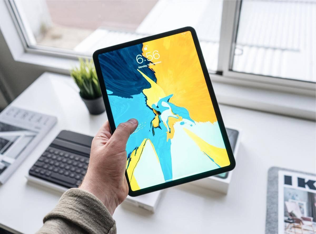 2020年秋に新型iPadが発売する噂
