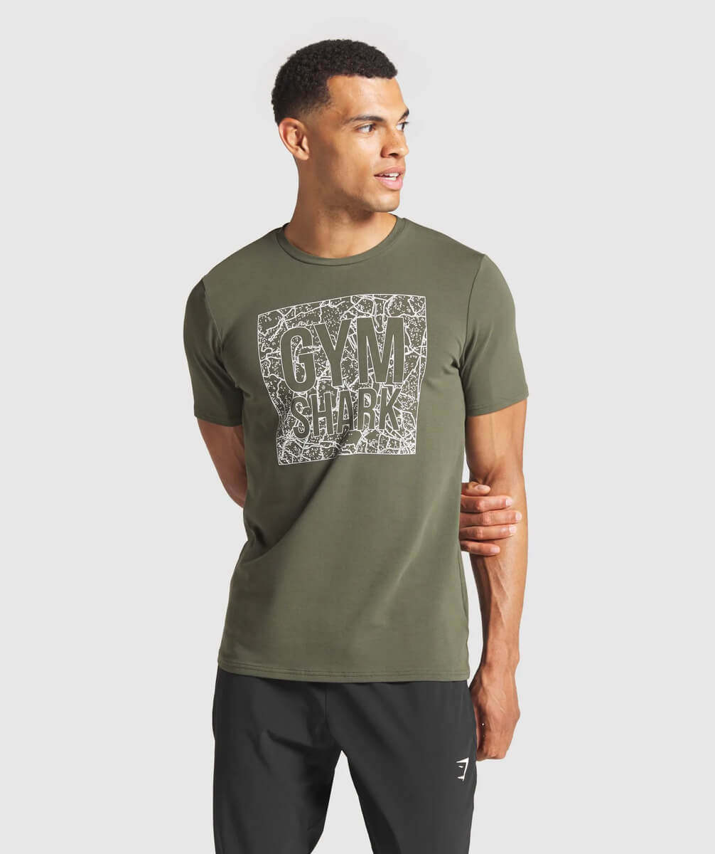 gymshark-tシャツ1