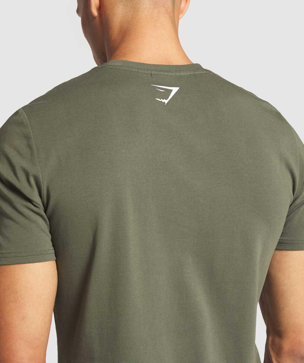 gymshark-tシャツ2