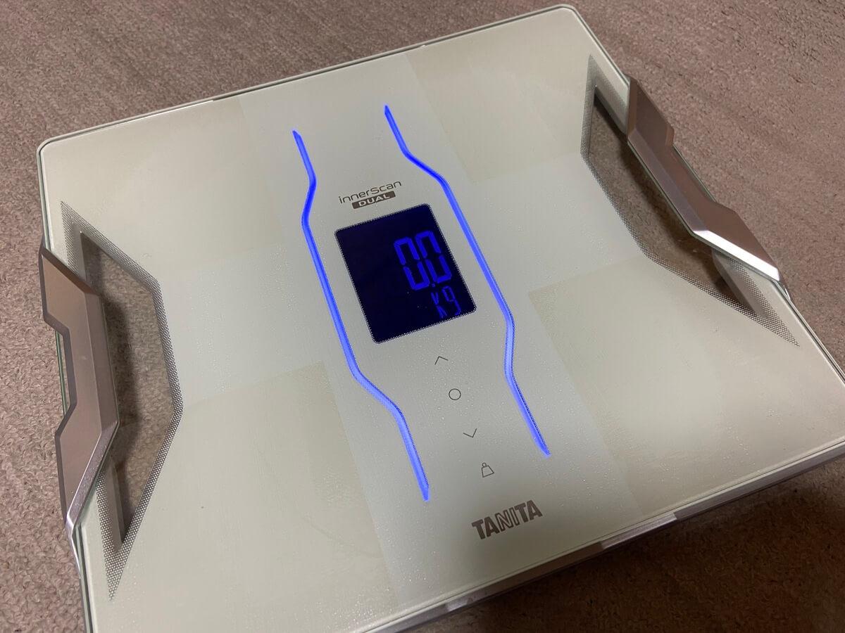 おすすめ体組成計はタニタのRDシリーズ