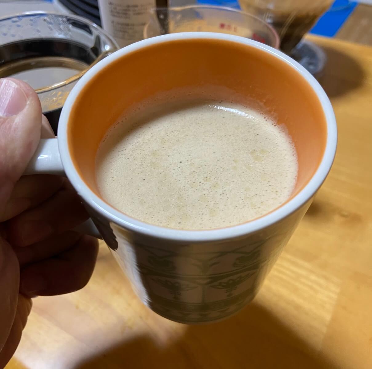 バターコーヒー2