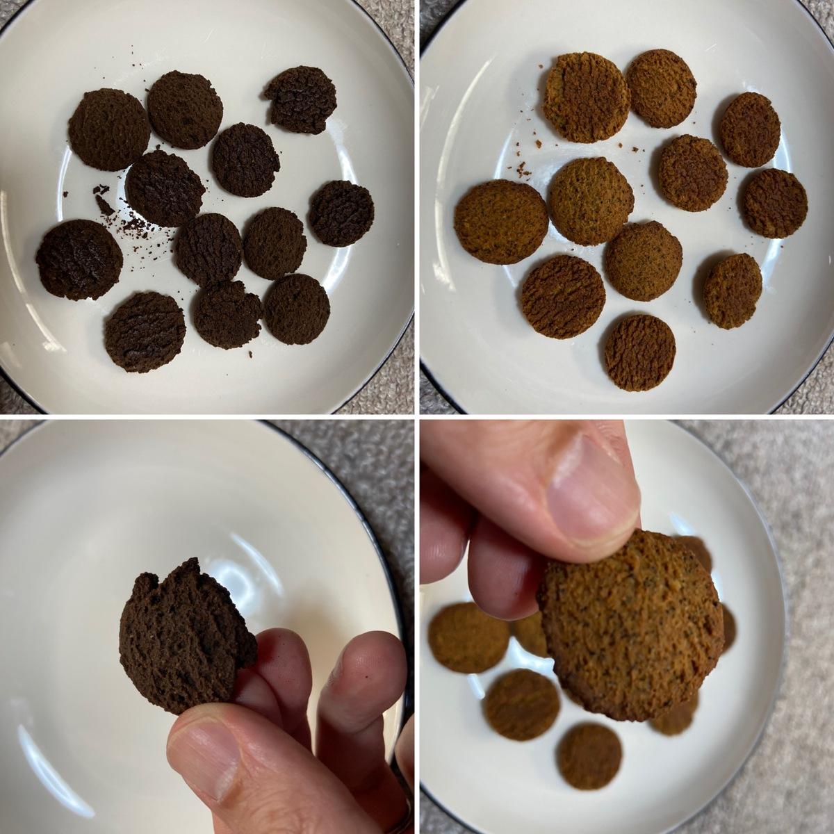 ベースクッキー開封
