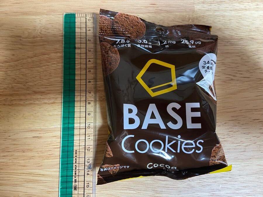 ベースクッキーの外観