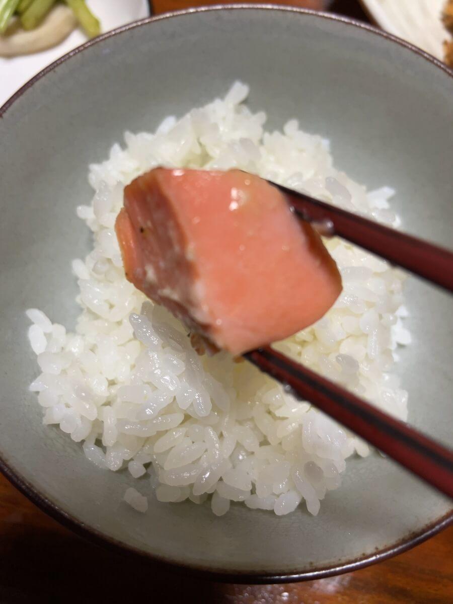 【BONIQレシピ】鮭の西京焼きの感想