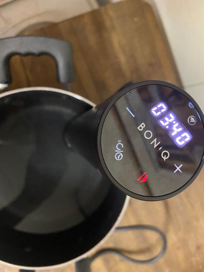 【BONIQデメリット】調理時間が長い